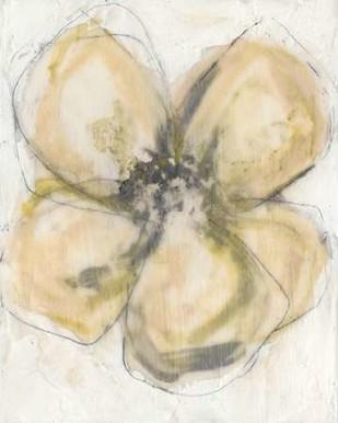 Waxen Petals II Digital Print by Goldberger, Jennifer,Impressionism