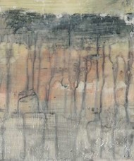 Mineral Layers II Digital Print by Goldberger, Jennifer,Abstract