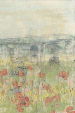 Wildflower Scape II Print By Goldberger, Jennifer