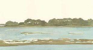 Spa Coastline II Digital Print by Miller, Dianne,Impressionism