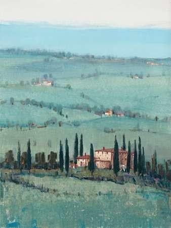 Hill Top Vista I Digital Print by Otoole, Tim,Impressionism