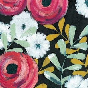 Flor de Color I Digital Print by Popp, Grace,Impressionism