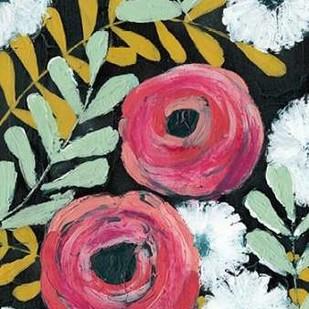 Flor de Color II Digital Print by Popp, Grace,Impressionism