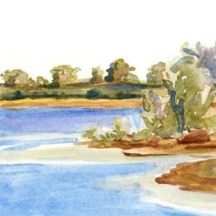 The Sound I Digital Print by Miller, Dianne,Impressionism