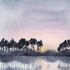 Bayside Sunset I Digital Print by Popp, Grace,Impressionism