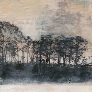 Blush Treeline II Digital Print by Goldberger, Jennifer,Impressionism