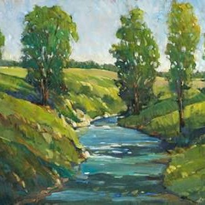 Lush Landscape III Digital Print by Otoole, Tim,Impressionism