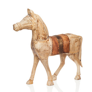Wooden Horse Accessories By CellarDoor