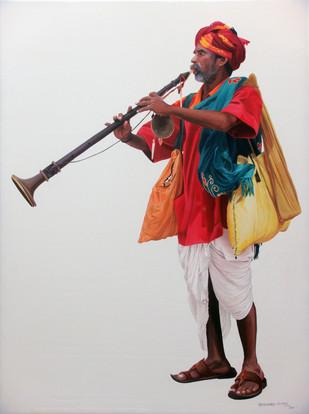 Haridasu Print By Mohammed Osman