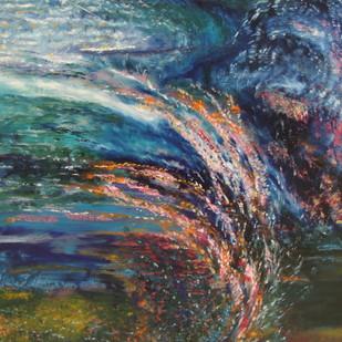 JOY Digital Print by Mita Brahma,Impressionism