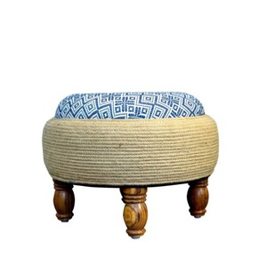 CHIC SPRING OTTOMAN Furniture By Desi Jugaad