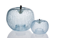 Hand Blown Art Glass Apple Surf (Large) Artifact By CellarDoor