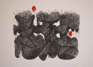Tranquility of Love Artwork By Punkaj Manav