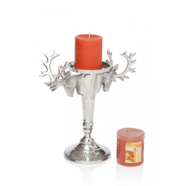 Reindeer Candle holder Candle Stand By CellarDoor