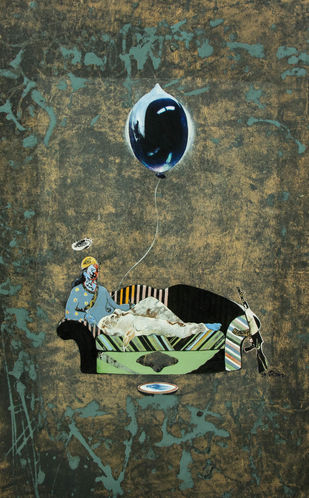 THE MYTHS AND THE REALITY Artwork By Debadyuti Saha