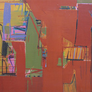 John tun sein 30 x 36 inches acrylic on canvas inr 190000