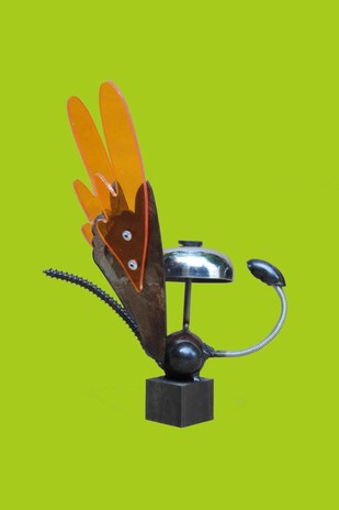 Acrylic Bug (Bell) Artifact By SITE art store