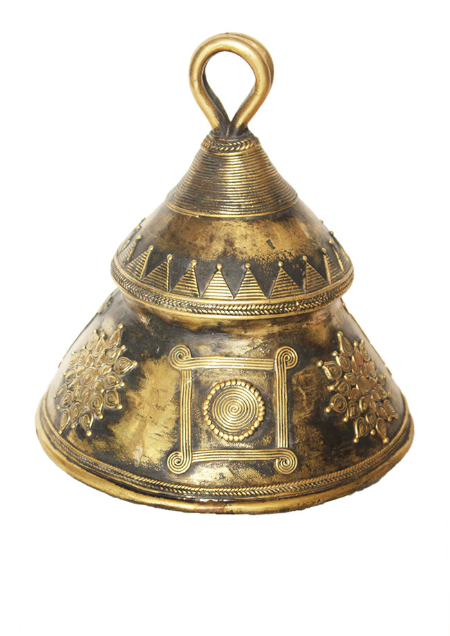 Big Bell Artifact By Devrai Art Village