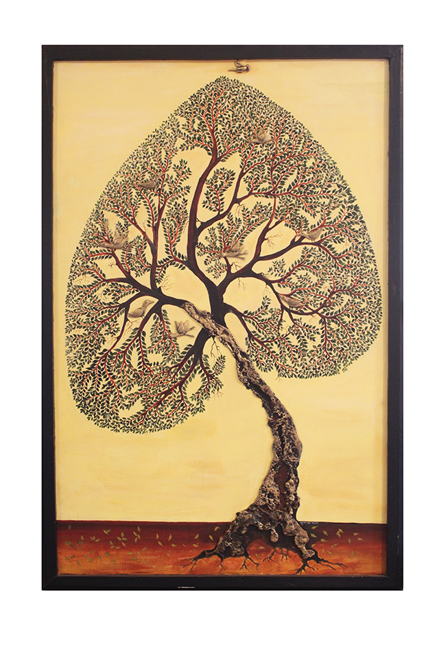 Tree of life Wall Decor By Devrai Art Village
