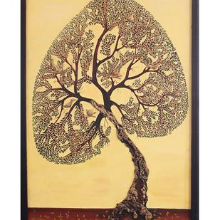 Tree of life Wall Decor By Devrai Art Village