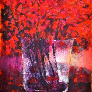 Still Life 11 Digital Print by Zargar Zahoor,Impressionism