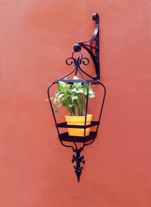 Sicily Lantern - Hanging planter Garden Decor By Studio Earthbox