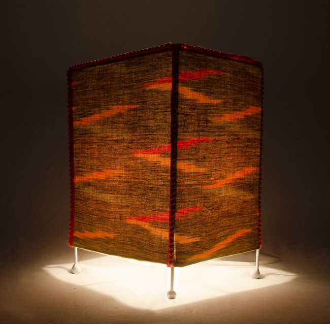 Migration Season Table Lamp By Orunie Designs