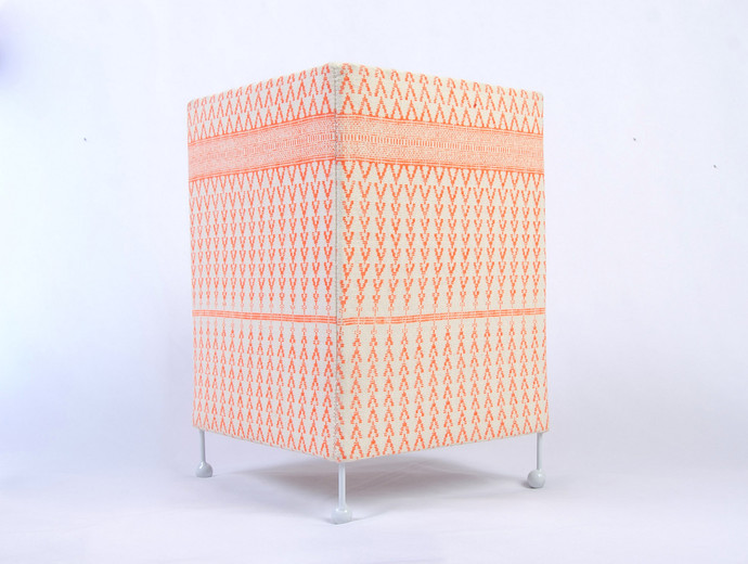 The Neon Weave Table Lamp By Orunie Designs