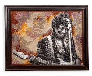 Jimi Wall Decor By Vandeep Kalra
