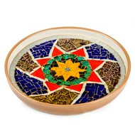 Moroccan Star Platter By Vandeep Kalra