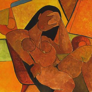 Golpitha Digital Print by Salil Sakhalkar,Impressionism