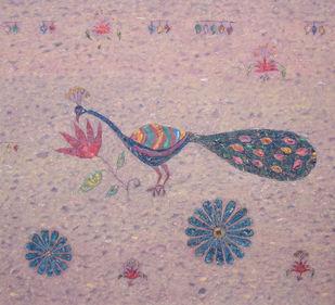untitled 1001 Artwork By Sharda Patel