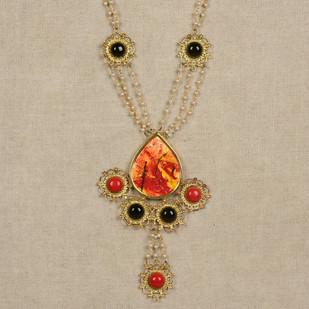 Colette by Miranika, Art Jewellery Necklace