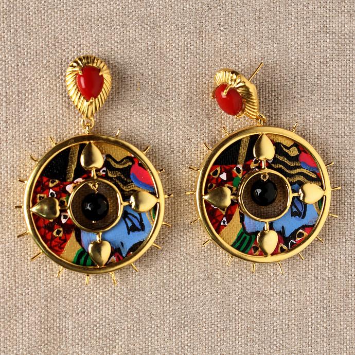 Orenda by Miranika, Art Jewellery Earring
