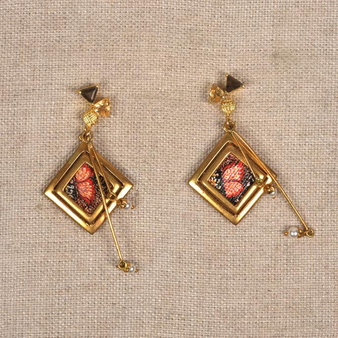 Prism by Miranika, Art Jewellery Earring