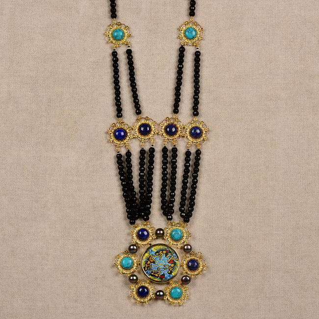 Dynasty by Miranika, Traditional Necklace