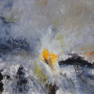 423 untitled   acrylic on canvas board 12''x12'' 2015