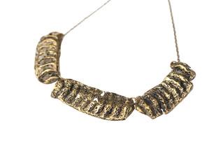 Shikakai Neckpiece by Tribling , Necklace