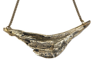 Driftwood Neckpiece by Tribling , Necklace