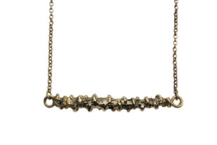 Nodes Neckpiece by Tribling , Necklace