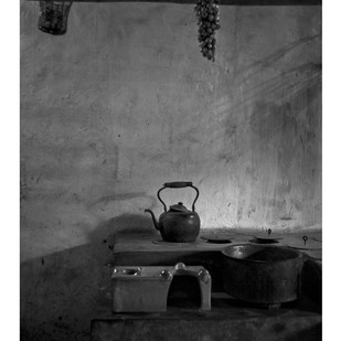 Untitled by Ramona Singh, Image Photography, Digital Print on Archival Paper, Gray color