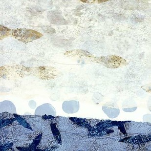 Waters Edge II Digital Print by Hastings, David Owen,Abstract