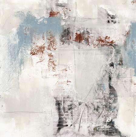 White Wash I Digital Print by Goldberger, Jennifer,Abstract