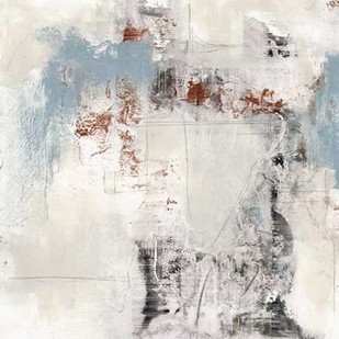 White Wash I Digital Print by Goldberger, Jennifer,Abstract