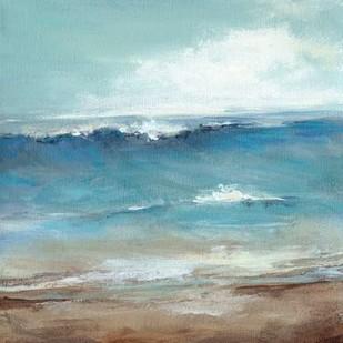 Seaside Digital Print by Long, Christina,Impressionism