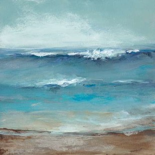 Home by the Sea Digital Print by Long, Christina,Impressionism