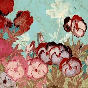 Tokyo Rose II Digital Print by Vision Studio,Decorative