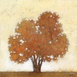 Autumn Morning Print By Wyatt, Norman Jr.
