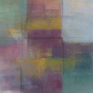 Mauve Essence II Digital Print by Green-Aldridge, W.,Abstract