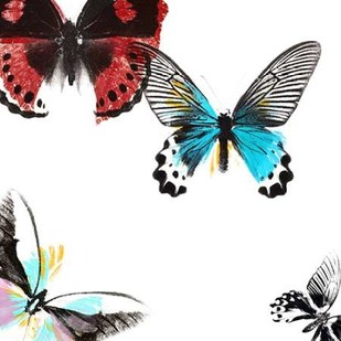 Butterflies Dance I Digital Print by Project, A.,Decorative